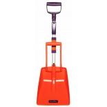 лопата для снега Zipower PM 2176 (83-103см)