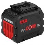 батарея аккумуляторная для ИБП Bosch ProCORE18V 18В 12Ач Li-Ion (1600A016GU)