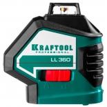уровень Kraftool LL360 (34645)