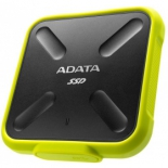 внешний жёсткий диск A-Data SD700 ASD700-256GU31-CYL 256Gb
