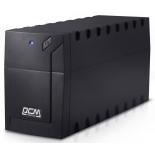 источник бесперебойного питания Powercom RPT-800AP EURO (480/800 Вт, 3 розетки)