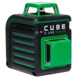 уровень Лазерный ADA Cube 2-360 Green