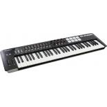 MIDI-клавиатура M-Audio Oxygen 61-II/61 MK IV (61 клавиша, 5 октав, 19 регуляторов)