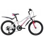 велосипед Stark Bliss 20.1 V белый/розовый