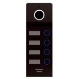 домофонная панель вызова Falcon Eye FE-324, черная