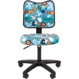 компьютерное кресло Chairman Kids 102 (7036637), зоопарк