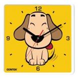 часы интерьерные Centek СТ-7103 Dog настенные