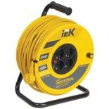 удлинитель электрический IEK WKP15-16-04-20 20 м (16 А)