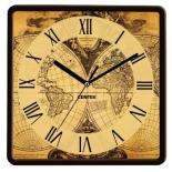 часы интерьерные Centek СТ-7103 Map настенные