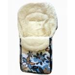 Спальный мешок Womar North pole №07 в коляску 16 цветки, купить за 3 500руб.