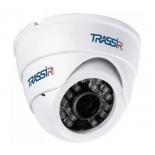 IP-камера видеонаблюдения Trassir TR-D8111IR2W (2.8 мм, цветная), белая