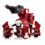 игрушка Робот на радиоуправлении GJS Gaming Robot GEIO красный