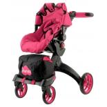 транспорт для кукол коляска Buggy Boom Aurora 9005-8