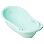 ванна детская Tega Baby Кролики 86 см зеленая