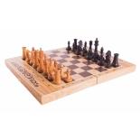 шахматы WoodGames (шашки + нарды) дуб