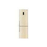 холодильник LG GA B489 YEDL, бежевый