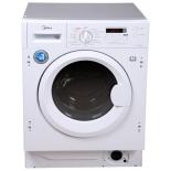 машина стиральная Midea WMB8141C белая