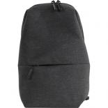 Рюкзак городской Xiaomi Mi City Sling Bag темно-серый, купить за 1 455руб.
