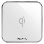 зарядное устройство A-DATA CW0100 Wireless Charging Pad 10W, белый