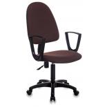 кресло офисное Бюрократ CH-1300N Престиж+ C08 коричневое