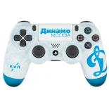 геймпад Sony DualShock 4 КХЛ Динамо Москва, беспроводной, для PS4