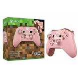 геймпад Microsoft Branded Minecraft (WL3-00053) , беспроводной, для Xbox One