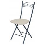 стул складной Ника ССН1/2, светло-серый