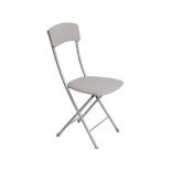 стул складной Ника ССН2 /4, серый