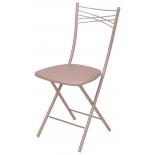 стул складной Ника ССН1/ 4, серый
