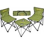 комплект садовой мебели BoyScout 61125, зелёный