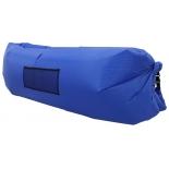 матрац надувной лежак Lamzac во3504, синий