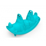 качели Smoby Собачки голубые
