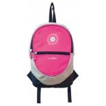 рюкзак спортивный Globber 524-110 для самокатов Junior Deep Pink