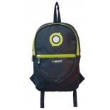 рюкзак спортивный Globber 524-136  для самокатов Junior Black/Lime Green