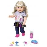 кукла Zapf Creation BABY born Сестричка, блондинка, 43 см (824-603)