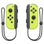контроллер игровой специальный Nintendo Switch Joy-Con (45496430726), неоновый желтый