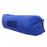 матрац надувной лежак Lamzac во3505, темно-синий