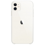чехол iphone Apple Clear Case для iPhone 11 (MWVG2ZM/A) прозрачный