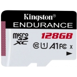 Карта памяти Kingston microSDXC 128Gb High Endurance, купить за 2 470 руб.