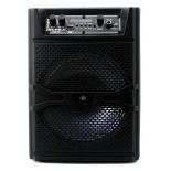 музыкальный центр Supra SMB-610, черный