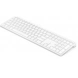 клавиатура HP Pavilion 600 белая