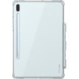 чехол для планшета Samsung для Samsung Galaxy Tab S6 araree S cover (GP-FPT865KDATR), прозрачный