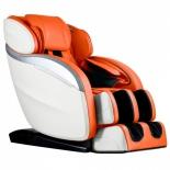 кресло массажное Gess Futuro GESS-830, оранжево-бежевое