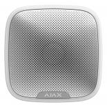 Охранная система сирена Ajax StreetSiren 7830.07.WH1 (беспроводная, уличная), белая, купить за 4 210руб.