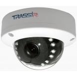 IP-камера видеонаблюдения Trassir TR-D3121IR1 (3.6 мм, цветная), белая, купить за 4 800руб.