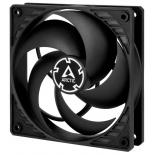 Кулер компьютерный Arctic Cooling Arctic P12 PWM (ACFAN00133A) black/transparent, купить за 600руб.