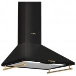 Вытяжка кухонная Bosch DWW063462, черный, купить за 23 985руб.