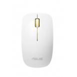 мышь Asus WT300 бело-жёлтая
