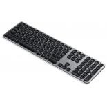 клавиатура Satechi Aluminum Space серая