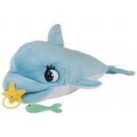 Игрушка IMC Toys Дельфин BluBlu, со звуковыми эффектами, купить за 4 705руб.